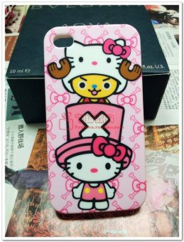 Harga one piece chopper hello kitty hello kitty iphone 4 4S silicone shell phone shell