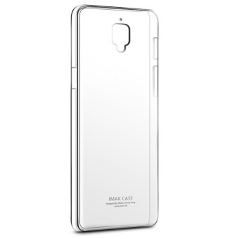 Harga Imak Thick Crystal Hard Case for OnePlus Three/3T (Clear)