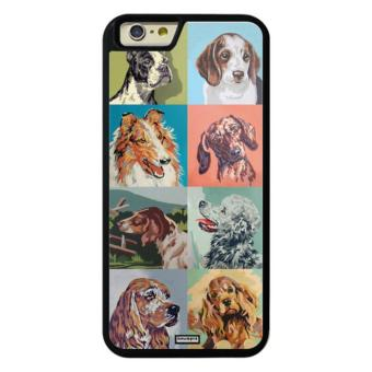 Harga Phone case for iPhone 6/6s dog pbn cover for Apple iPhone 6 / 6s - intl
