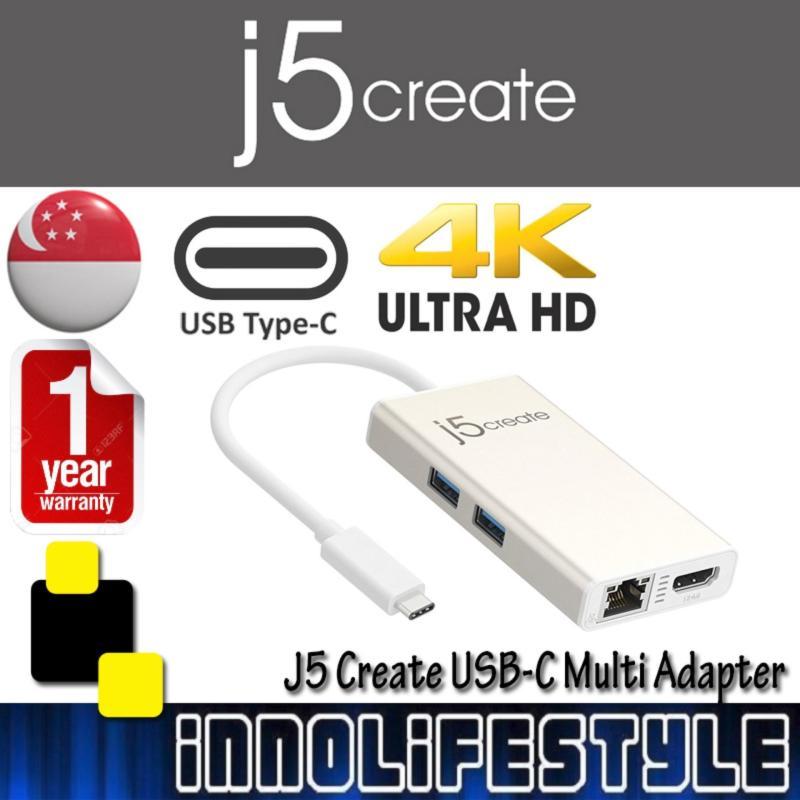 J5 Create JCA374 USB-C Multi Adaptor