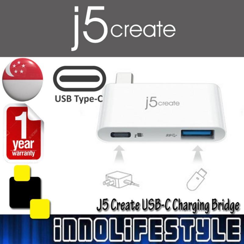 J5 Create JCH349 USB 3.1 Type-C Charging Bridge