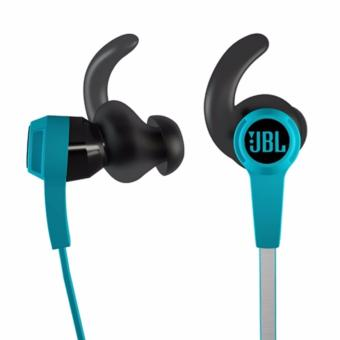 JBL Synchros Reflect-I In-Ear Wired Sport Headphones (Blue)