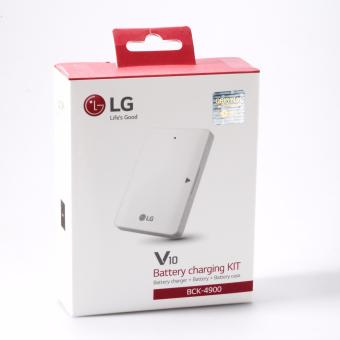 Harga LG V10 BATTERY CHARGING KIT BCK-4900 / SG SELLER