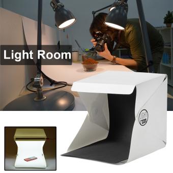 Light Room Photo Studio 9  Photography Lighting Tent Kit Mini CubeBox LF743 & For Sale 40cm Portable Photo Studio Led Light Room Photography ...