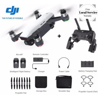 [Local Warranty] DJI Spark Fly More Combo