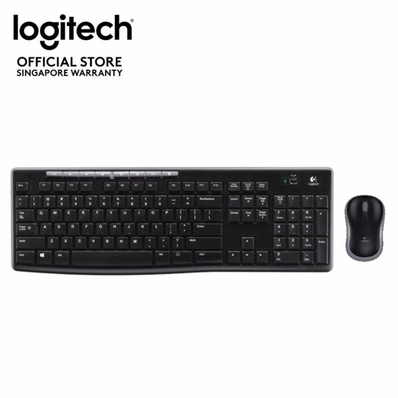 Logitech MK270r Wireless Compact Combo