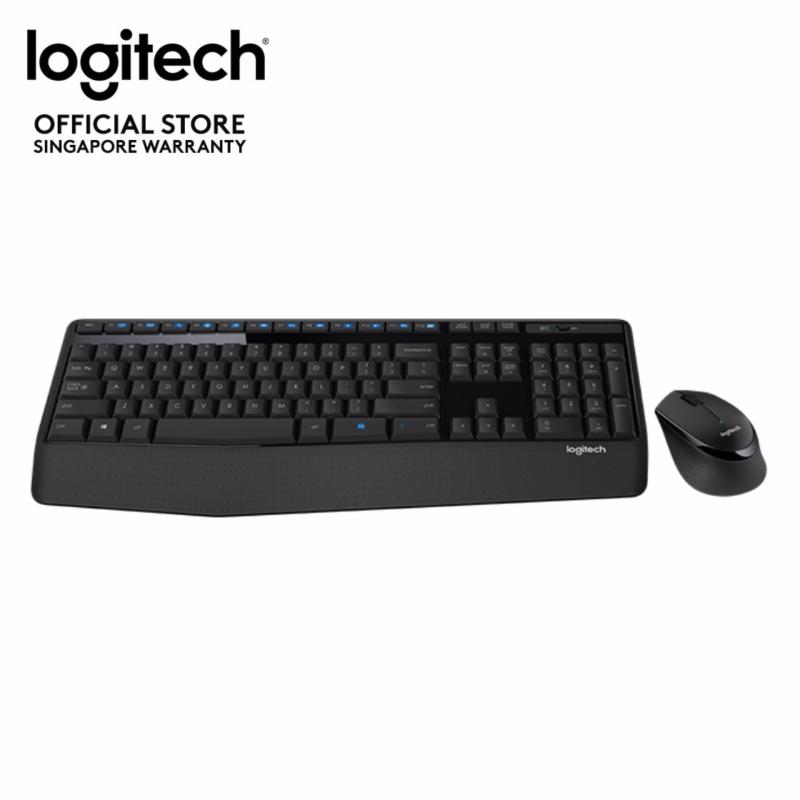 Logitech MK345 Wireless Full Size Combo