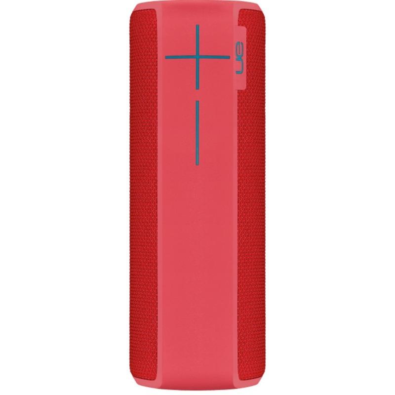Logitech UE Boom2 Wireless Bluetooth Speaker(Red) Singapore