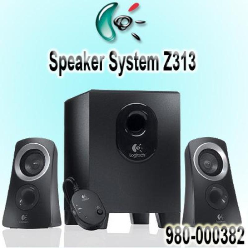 Logitech Z313 Speaker System (980-000413) Singapore