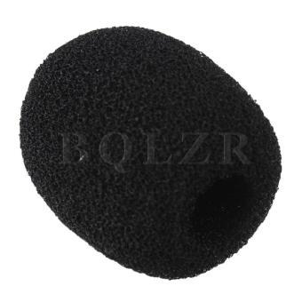 Loudspeaker Lapel Microphone Wind Shield Mic Sponge EY-M05 Set of10 - 5