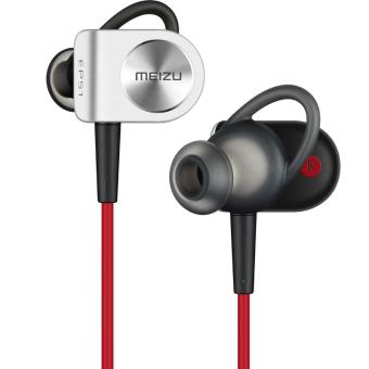 MEIZU EP51 Bluetooth 4.0 Sport In-ear Earphone (Black/Red) - 3