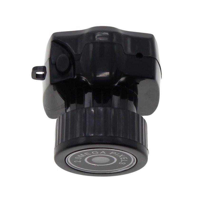 Mini Camera Camcorder Video Recorder DVR Spy Hidden Pinhole Web cam - intl