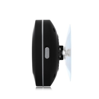Minicar Black HOTT S066 Bluetooth Speaker with Suction Cup - intl - 4