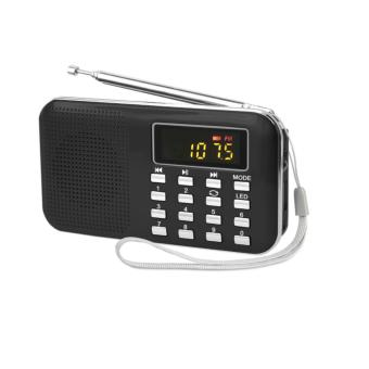 Multifunctional Digital MP3 Radio Speaker