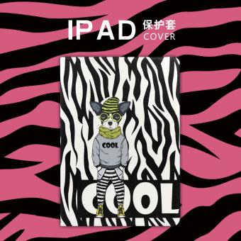 New cool dog iPad mini4 air2 air1 pro protective sleeve
