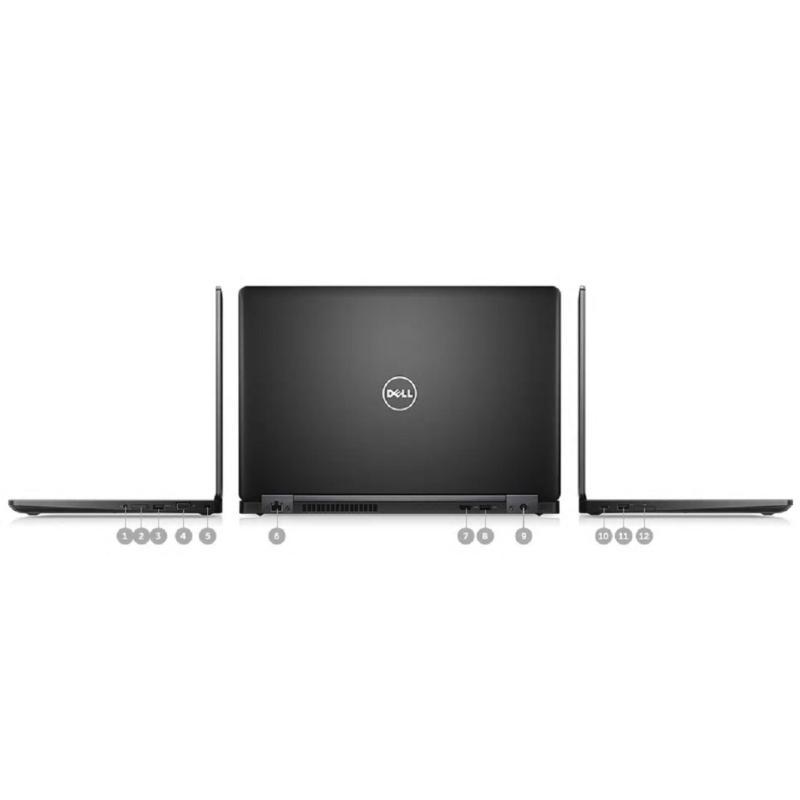 New DELL LATITUDE 5580 i5 6440HQ Quad Core 16Gb  512GB SSD NVIDIA GeForce 940MX  Windows 10 Pro 15 inch Touch FHD