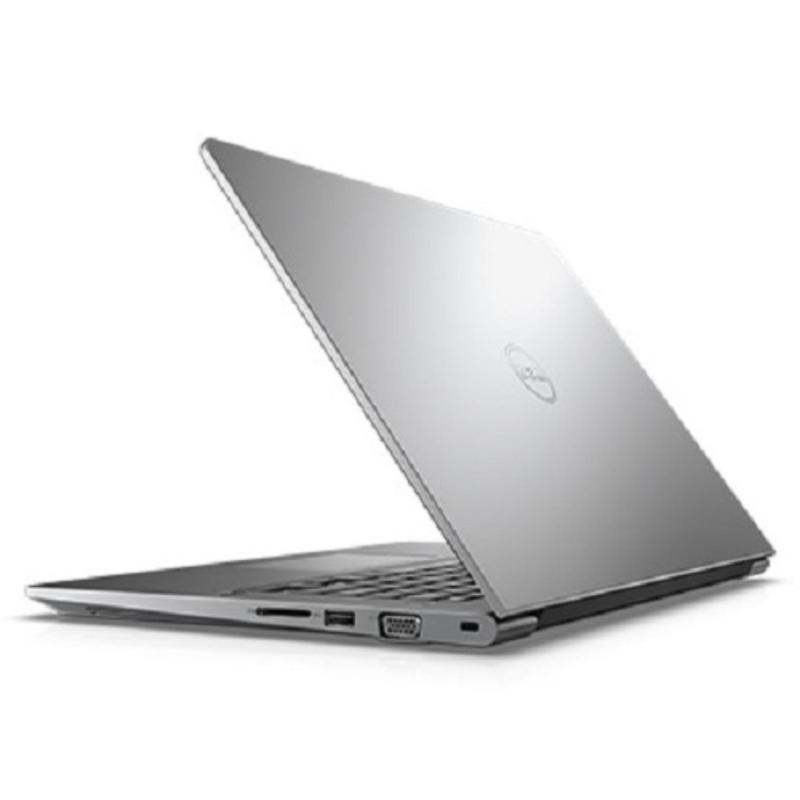 New INSPIRON 14 5468 7th Gen i5 7200U 4GB RAM 500GB AMD Radeon R7 M440 Graphics with 2G DDR3 Graphics Memory 14 inch display Windows10H LCD Back Cover for Silver