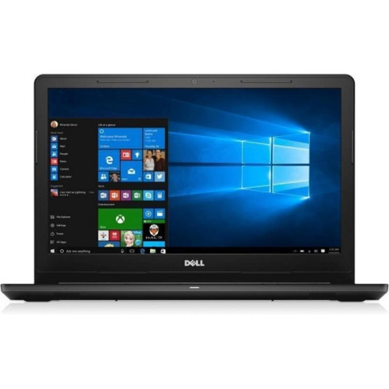 New INSPIRON 15 3000 SERIES 3567 6th Gen i3 6006U 4GB RAM 1TB AMD Radeon R5 M430 Graphics with 2GB DDR3 15 inch display Windows10H LCD Back Cover for  Black