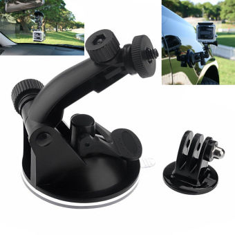 New Suction Cup Mount for GoPro Hero 3+ 3 2 1 Hero2 CameraAccessories
