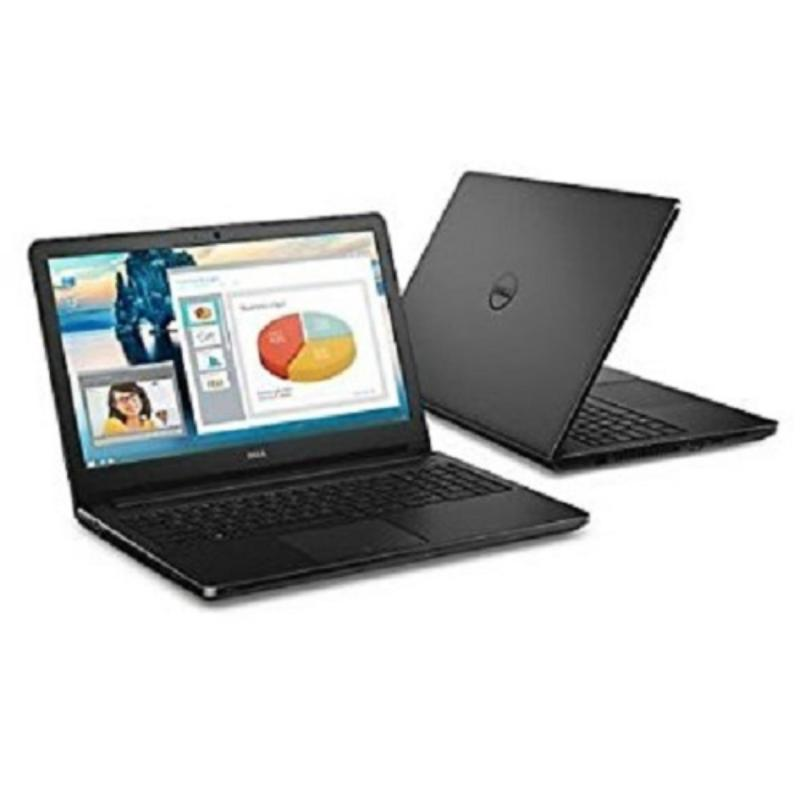 New VOSTRO 3568 7th Gen i5 7200U 3M cache up to 3.1 GHz 4GB RAM 1TB Intel HD Graphics 15 inch display Windows 10 Pro Black LCD cover with Fingerprint reader with ODD Integrated 720p HD camera with microphones