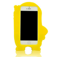 niceEshop 3D Cartoon Minion Despicable Me Soft Silicone Case Cover Skin For iPhone .