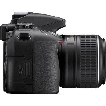 Nikon D5300 24.2MP Kit + Nikkor AF-P DX 18-55mm f3.5-5.6 Lens Kit - 4