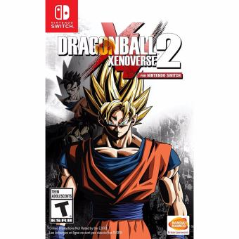 Nintendo Switch Dragon Ball: Xenoverse 2