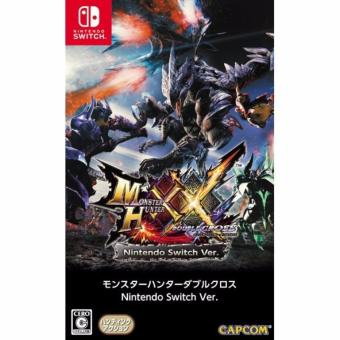 Nintendo Switch Monster Hunter XX [ Japanese ]
