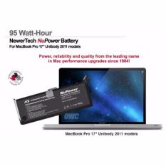 NuPower battery MacBookPro 17  2011