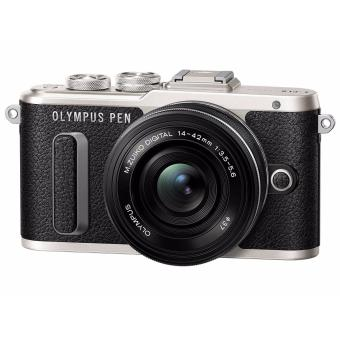 Olympus PEN E-PL8 Mirrorless M4/3 Camera with 14-42mm Lens (Black) export