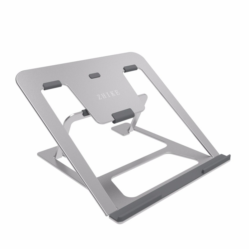 Portable Folding Laptop Notebook Ergonomic Stand mount Heat Dissipation - intl