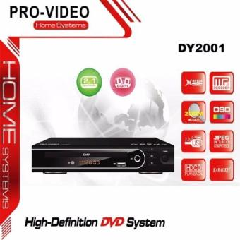PRO VIDEO HD DVD PLAYER DY2001