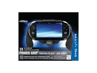 PS Vita 2000 Nyko Power Grip