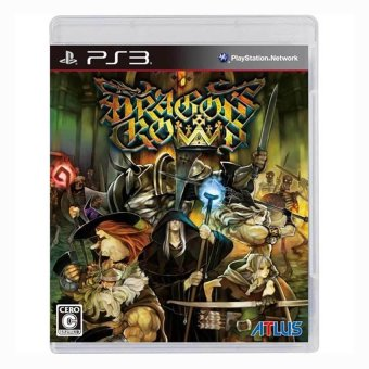 Harga PS3 Dragon's Crown / R3 (Japanese, Chinese)