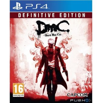 Harga PS4 DmC Devil May Cry: Definitive Edition