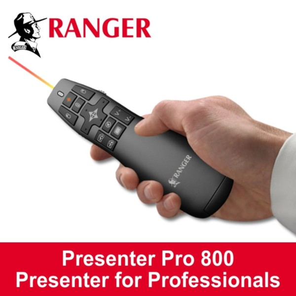RANGER Presenter Pro P800 For PC & Notebook Singapore