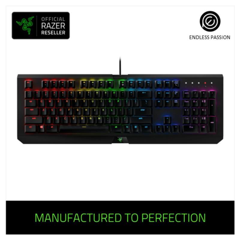 Razer Blackwidow X Chroma (Green switch) Singapore