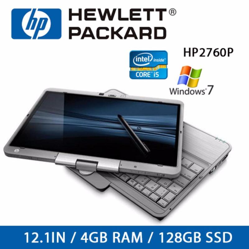 Refurbished HP 2760P Laptop / 12.1 Inch / I5 / 4GB RAM / 128GB SSD / Jap KB / Win 7 / One Month Warranty