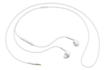 Samsung In-Ear Fit Headphones With Hybrid Ear Tips (White) - 2