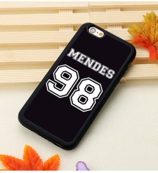 Harga Shawn Mendes 98 Design 9 Protection Cell Phone Case Cover For Iphone 7 - intl