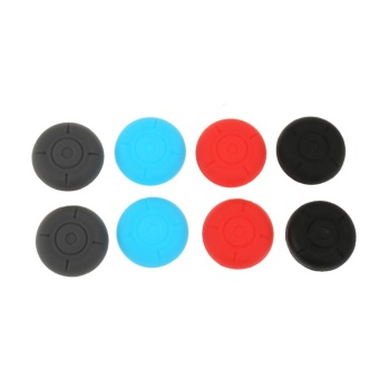 Silicone Thumb Grip Joystick Cap for Nintendo Switch Joy-Con Controller - intl