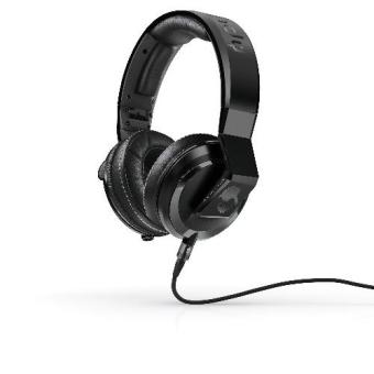 Skullcandy Mix Master On-Ear DJ Headphone (Black)