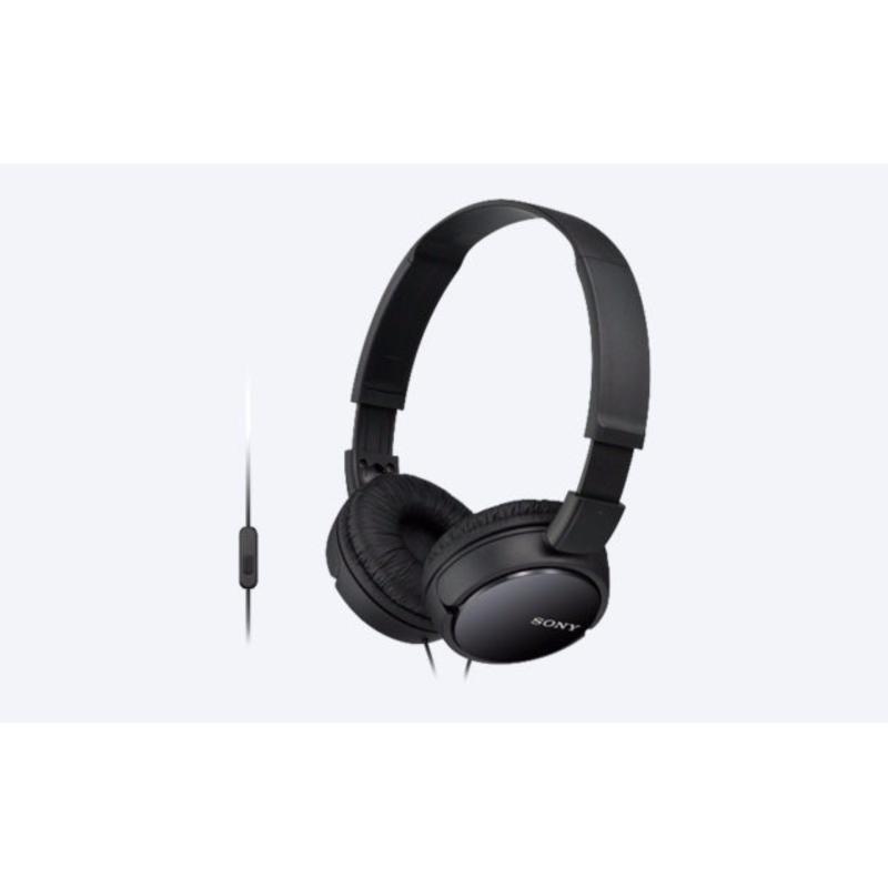 SONY  HEADPHONE MDR-ZX310AP BLACK Singapore
