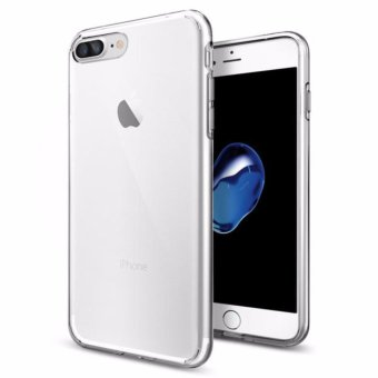 Spigen iPhone 7 Plus / iPhone 8 Plus Case Liquid Crystal Series Crystal Clear - 2