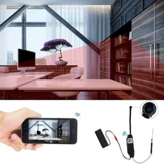 Spy Mini WiFi Network Cam Camera DVR Motion Detection RecorderSecurity - intl - 4