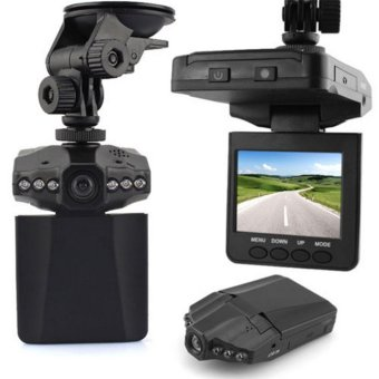 Surveillance 720P HD Car DVR Video Camera Recorder - intl