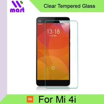 Tempered Glass Screen Protector (Clear) For Xiaomi Mi4i