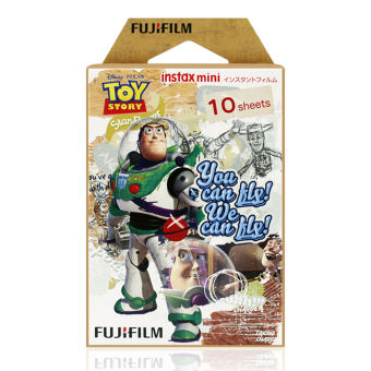 Toy Story Fujifilm Instax Film (10 sheets)