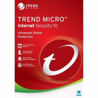 Trend Micro Internet Security 1 PC 2 Year (PC Only)