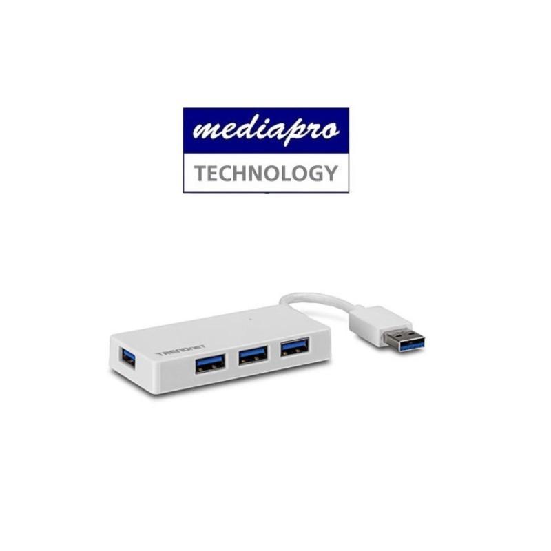 Trendnet TU3-H4E 4-Port USB 3.0 Mini Hub